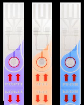 Тест-полоски для коагулометра qLabs® ElectroMeter Plus