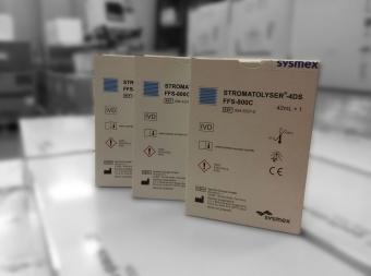 Реагенты для гематологических анализаторов Sysmex серий XS/XN/XT