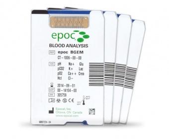 Измерительные карты EPOC