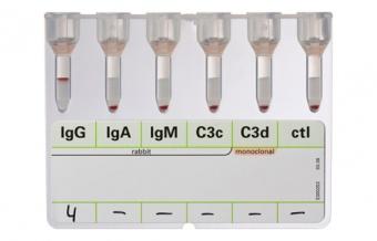 Прямой антиглобулиновый тест (DAT)